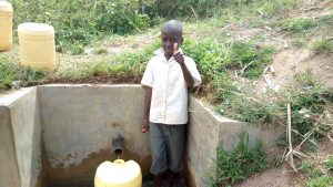 The Water Project:  Emmanuel Ondere