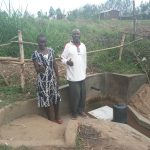 The Water Project: Eshiakhulo Community -  Asher Were And Omar Sakwa