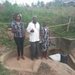 The Water Project: Eshiakhulo Community -  Omar Sakwa And Asher Were