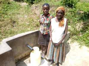 The Water Project:  Jenipher Makokha And Josephine Muyuka