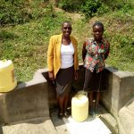The Water Project: Shikoti Community -  Josephine Muyuka
