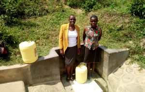 The Water Project:  Josephine Muyuka