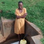 The Water Project: Mahanga Community -  Pauline Esendi