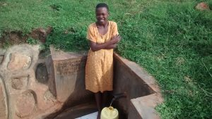 The Water Project:  Pauline Esendi