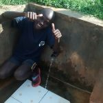 The Water Project: Mahanga Community -  Peter Ewoi