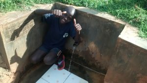 The Water Project:  Peter Ewoi