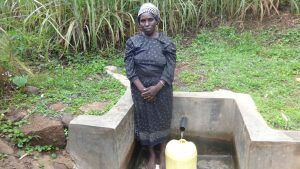 The Water Project:  Margaret Atieno