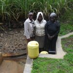 The Water Project: Murumba Community -  Smiles For Reliable Water