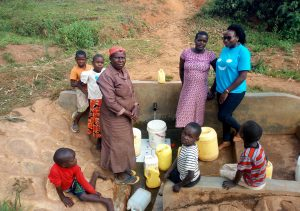 The Water Project:  Gathered At The Spring