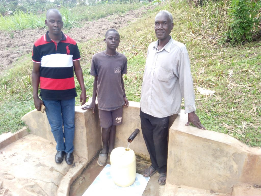 The Water Project : kenya4730-zachary-kadasia