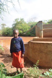 The Water Project:  Katheu Muema
