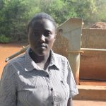The Water Project: Maluvyu Community A -  Laureen Muoki