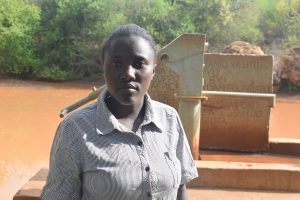 The Water Project:  Laureen Muoki