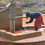 The Water Project: Maluvyu Community A -  Reliable Water