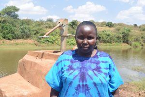 The Water Project:  Immaculate Muia