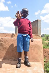 The Water Project:  John Muia