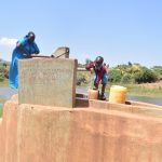 The Water Project: Mbuuni Community A -  Reliable Water