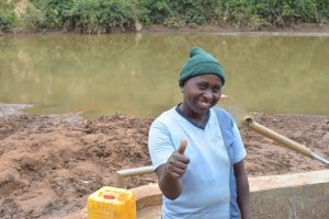 The Water Project:  Patricia Mbithe