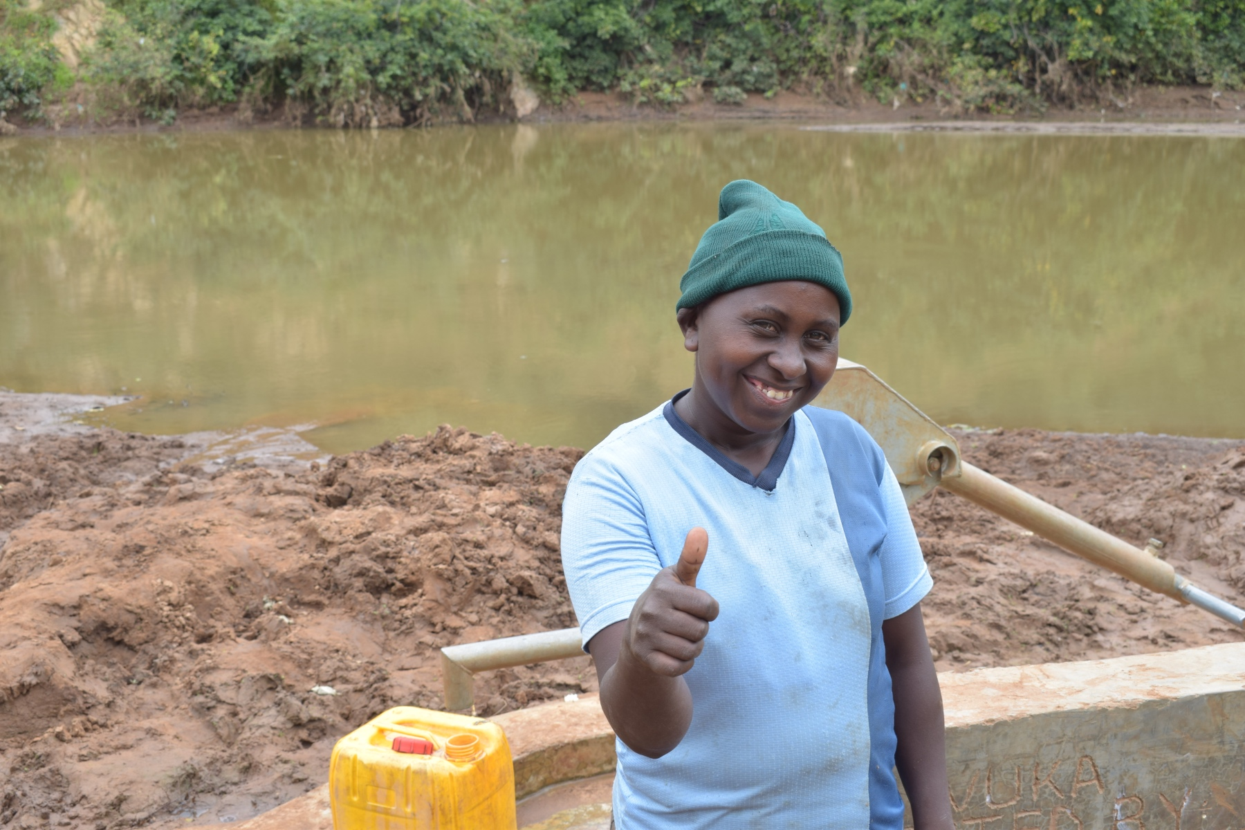 The Water Project : kenya4761-patricia-mbithe