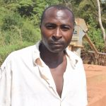 The Water Project: Syakama Community -  Benard Wambua