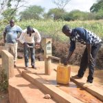 The Water Project: Syakama Community -  Fetching Water