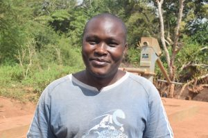 The Water Project:  Titus Mutungi