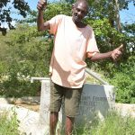 The Water Project: Kivani Community A -  Mutie Munyao