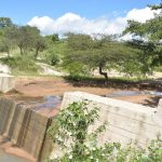 The Water Project: Kivani Community A -  The Sand Dam