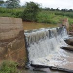 The Water Project: Ngaa Community -  Sand Dam