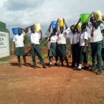 The Water Project: Kwirenyi Secondary School -  School Gate
