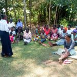 The Water Project: Musiachi Community -  Training