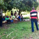 The Water Project: Luvambo Community B -  Training