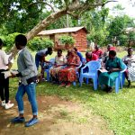 The Water Project: Irumbi Community A -  Training