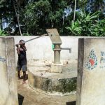 The Water Project: Tombo Bana Community -  A Year With Water