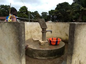 The Water Project:  Previous Monitoring Visit