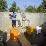 See the Impact of Clean Water - A Year Later: Rosint Community, 16 Gilbert Street