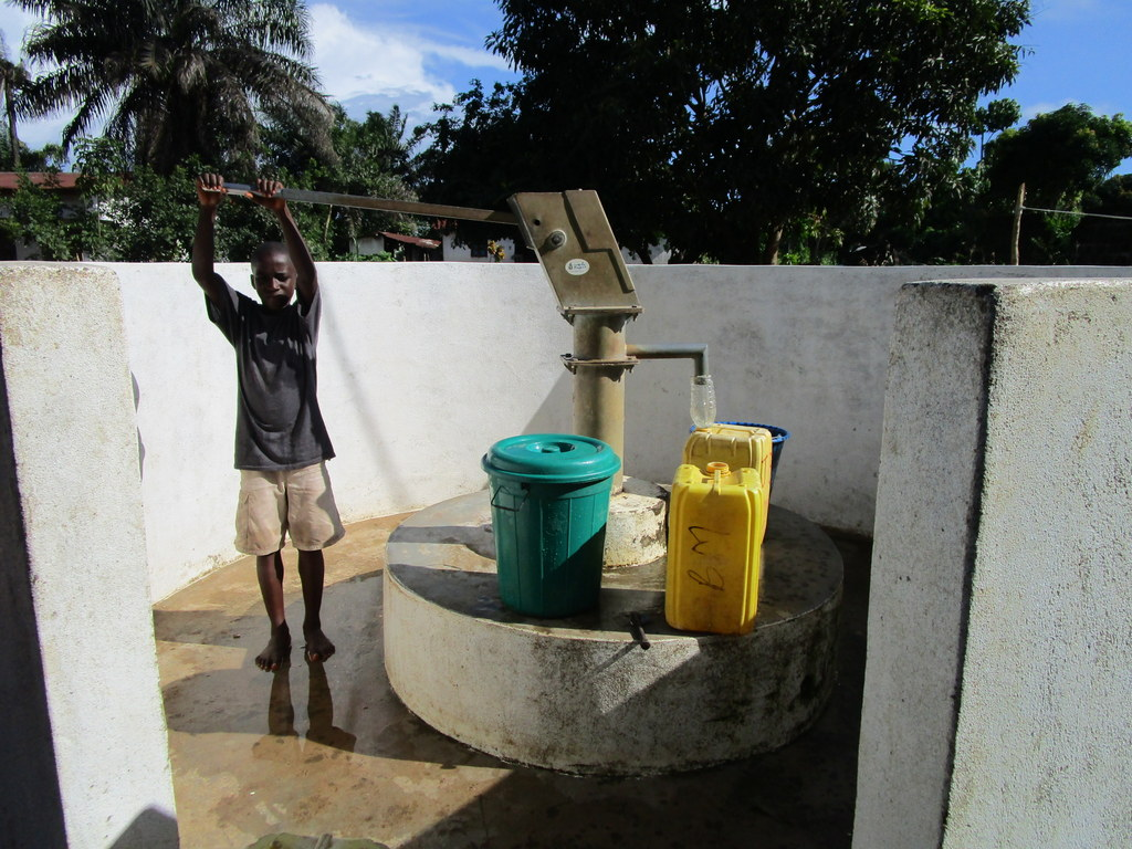 The Water Project : 1-sierraleone5129-a-year-with-water