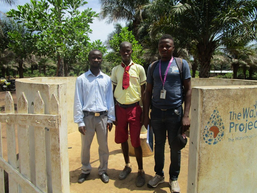 The Water Project : 1-sierraleone5132-a-year-with-water