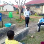 The Water Project: Joyland Special Secondary School -  Handwashing Training