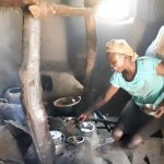 The Water Project: Luyeshe Community, Matolo Spring -  Working In The Kitchen