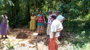 The Water Project:  Latrine Training