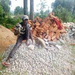 The Water Project: Shiru Primary School -  Stones
