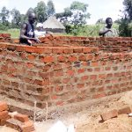 The Water Project: Makuchi Primary School -  Latrine Construction