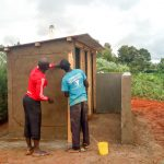 The Water Project: Eshilibo Primary School -  Latrine Construction