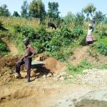 The Water Project: Handidi Community C -  Delivering Materials To The Artisan