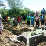 The Water Project: Luvambo Community B -  Spring Care Training