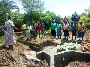 The Water Project:  Spring Care Training