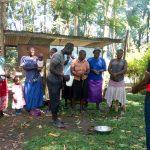 The Water Project: Muyundi Community A -  Handwashing Training