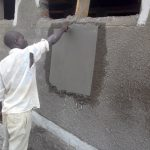 The Water Project: Joyland Special Secondary School -  Latrine Construction