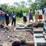 The Water Project: Emachembe Community, Hosea Spring -  Spring Management Training